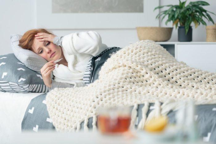 ミドリムシでインフルエンザの症状の緩和