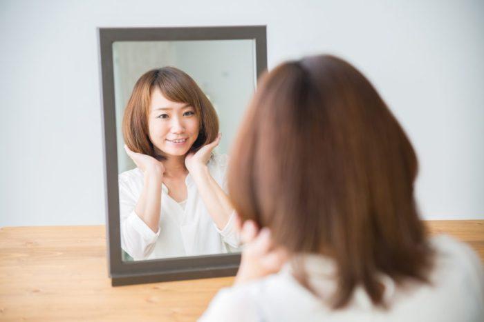 髪年齢を若く保つには、ツヤ・ハリ・ボリュームが大事!