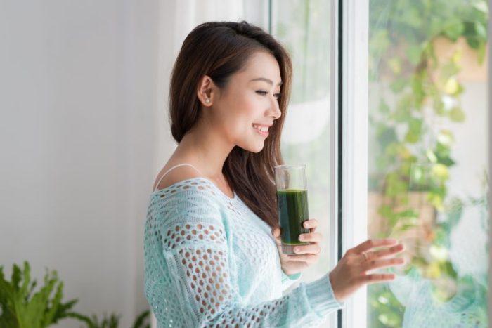 緑汁にはどんなメリットがあるの?
