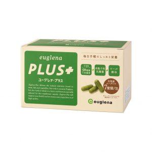 ユーグレナ社のサプリが安心という方は、ユーグレナプラスがおすすめ
