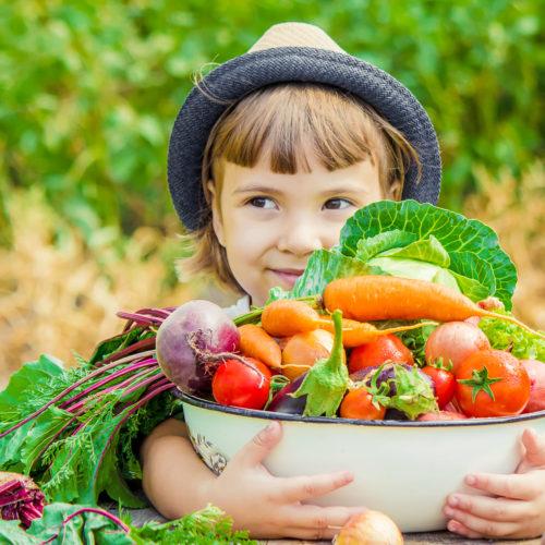 野菜不足解消!ミドリムシの摂取は何歳からでもOK