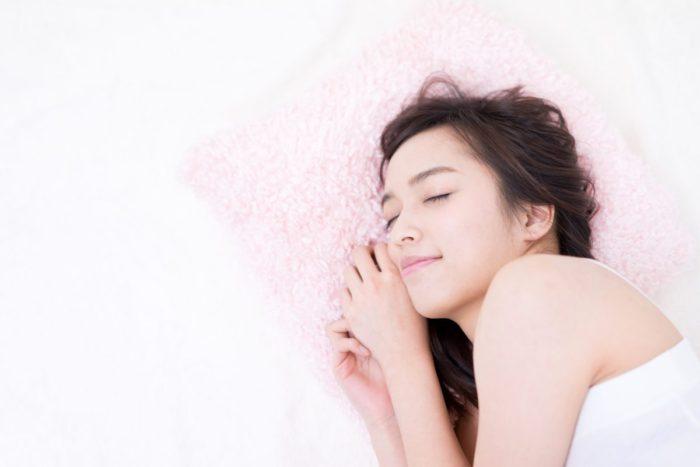 疲労回復のためには睡眠の効果を高めることも重要