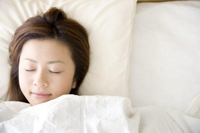 効果②質の良い睡眠をサポート