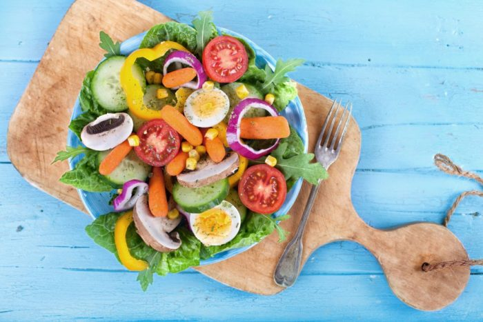 効果④栄養バランスの改善をサポート