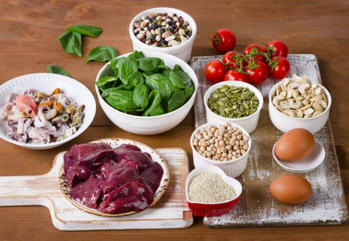 血行を良くする栄養素