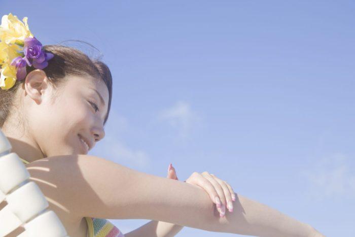国内最高級レベルの紫外線防止効果と肌への優しさを両立